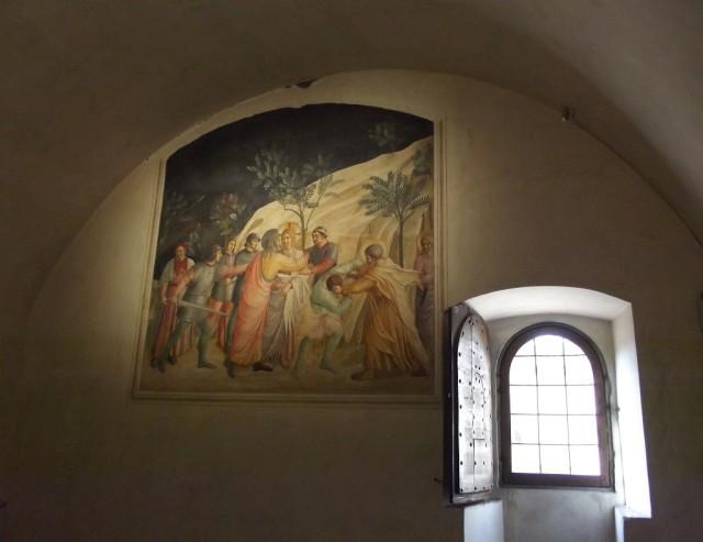 _cela Muzeum San Marco Florencja