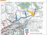 [Obwodnica Skawiny] Cztery firmy złożyły oferty w przetargu na przebudowę skrzyżowania obwodnicy Skawiny i ul. Krakowskiej w Skawinie